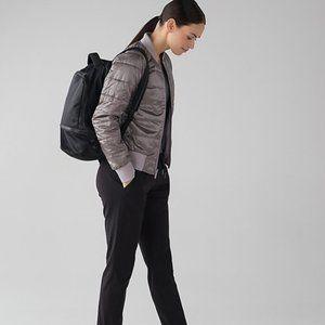 Lululemon Non Stop Bomber Reversible Jacket